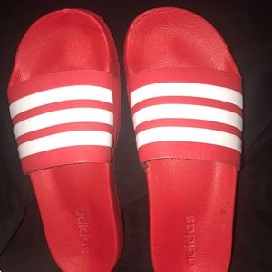 Mens Adilette CloudFoam Sandal from Adidas.